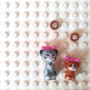 レゴ41439ネコのフィグ