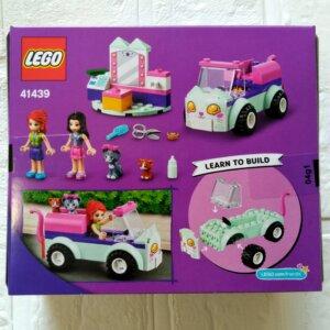 LEGO41439ねこのペットサロンカー